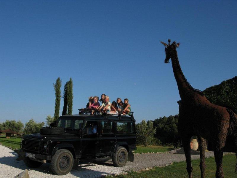 Safari in Villarlong