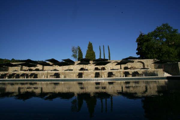 Château de Villarlong Pool