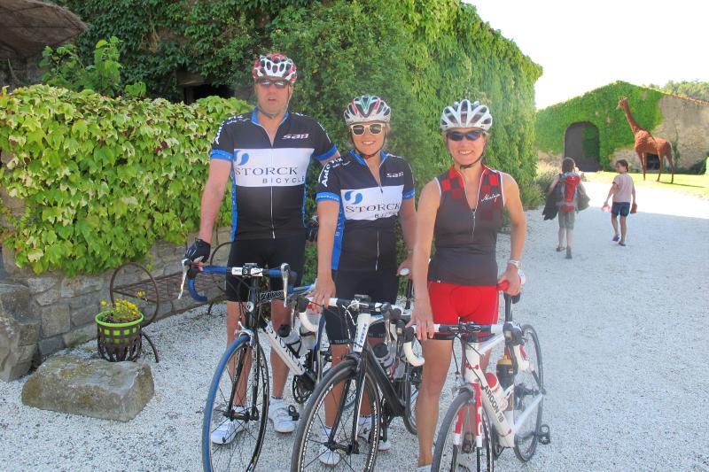 Bike-Tour in Villarlong