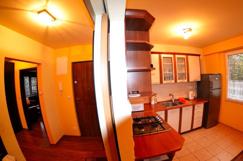 Anteroom with kitchen