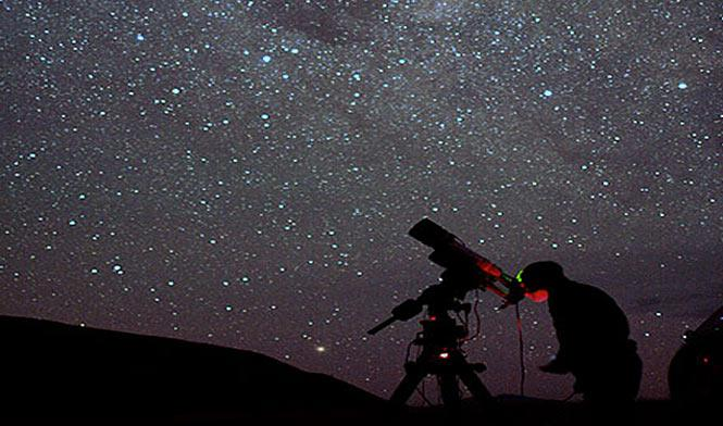 Starry Starry Nights - No Telescope Neccessary