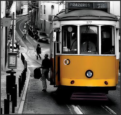 Tourist Electric Train