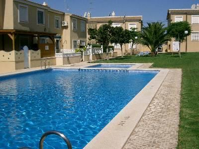 Sunny Self catering apartment views, Villamartin, location de vacances à San Miguel de Salinas