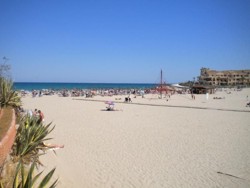 Praia de La Zenia