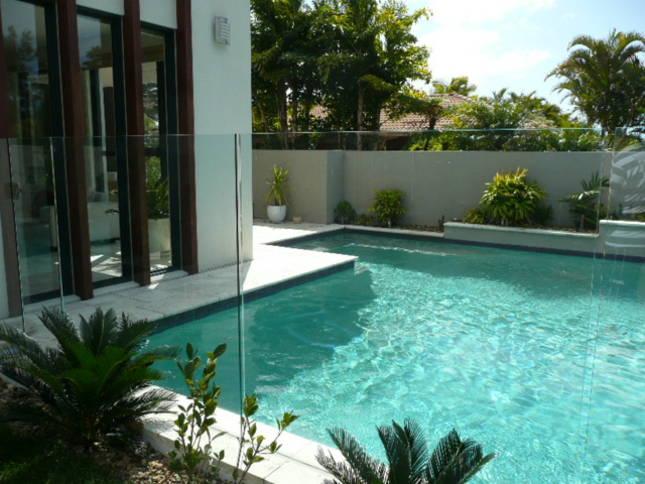 Pottsville Luxury Villa private pool