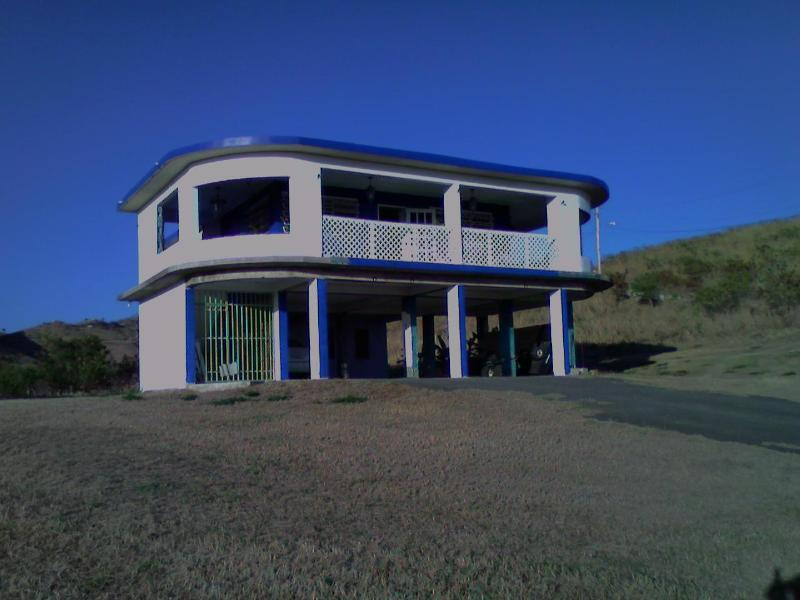 Caribbean View House on 7 acres, holiday rental in Asomante