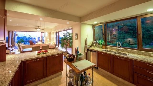 Si usted decide lavar los platos y no utilice a la lavadora, lo harás mientras disfruta de la vista!