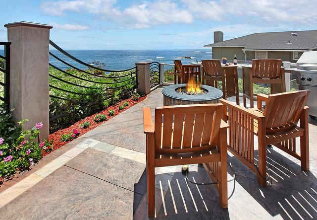 Cress Point!! Beach Steps In Front of the house, vacation rental in Laguna Beach