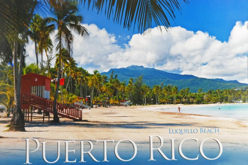 Luquillo Beach Area Best Beach Area for PR  Welcome