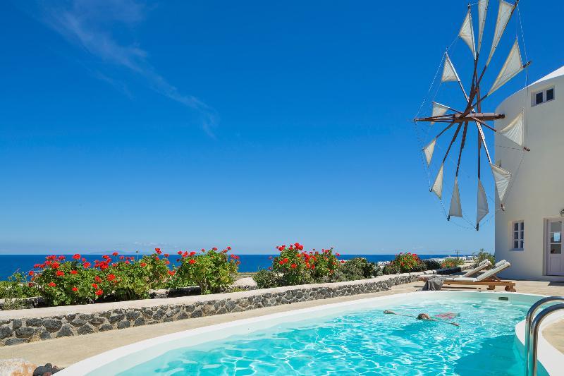 Windmill Villas-Lilac, Ferienwohnung in Santorin