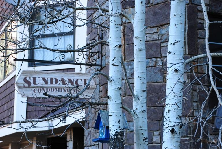 Exterior of Sundance Condos