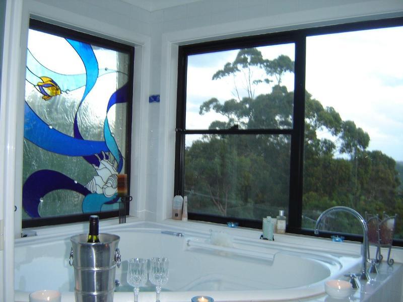 Whirlpool in der Master Suite