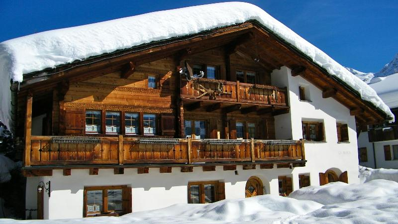 Chalet Runca - snow sure in winter at 1800 m