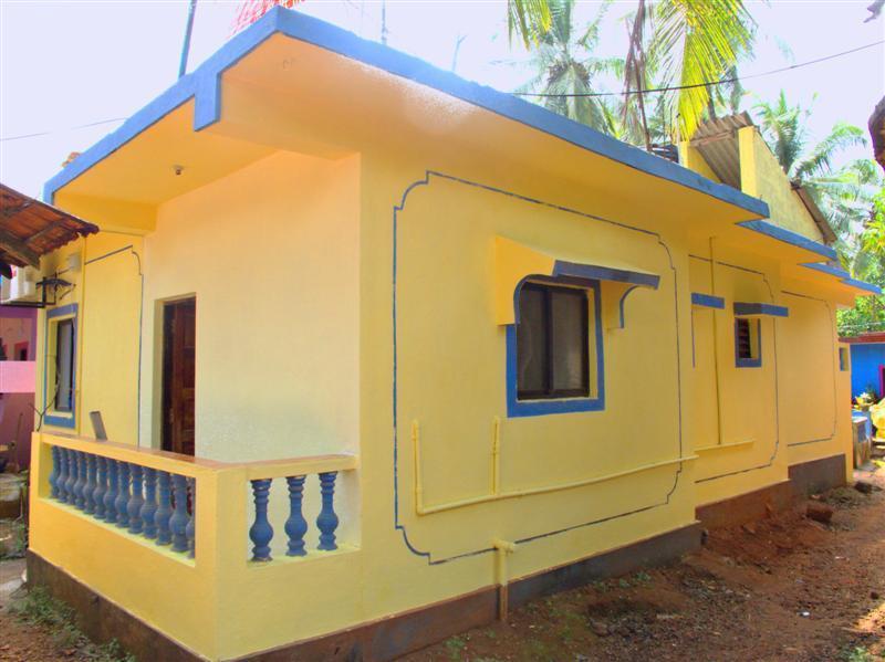 Perl House outside