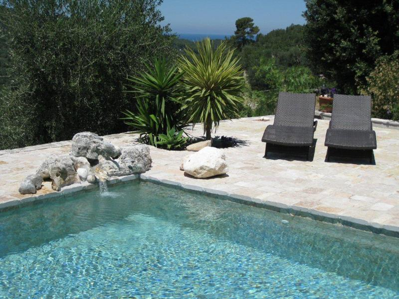 A pool with a view - your place in the sun?