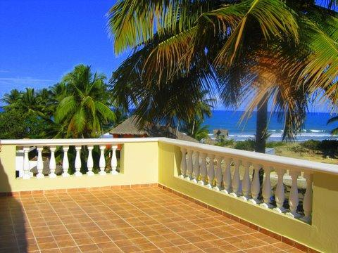 Oceanfront Penthouse Cabarete, Dominican Republic, vacation rental in Cabarete
