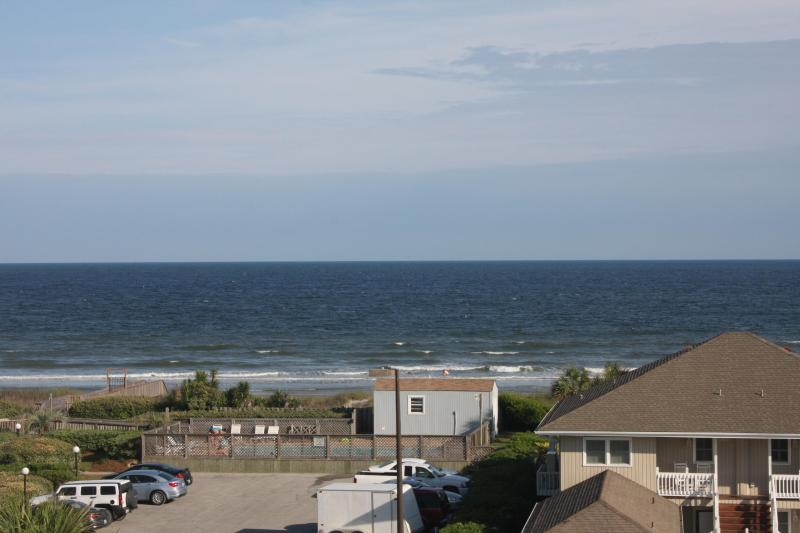 Great View of the Atlantic Ocean from 3rd Floor Deck