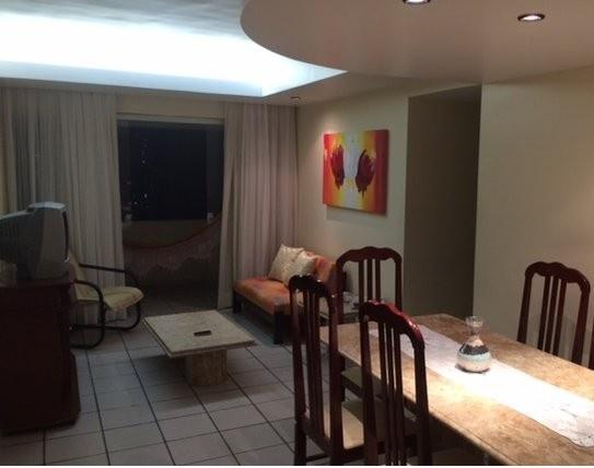 Cozy Boa Viagem 3bed/2.5bath, holiday rental in Recife