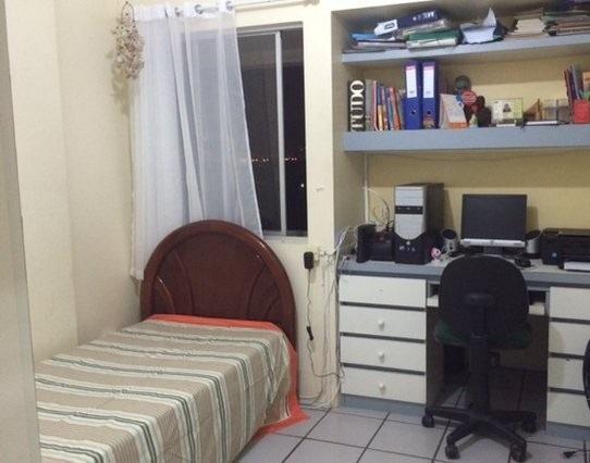 2# slaapkamer w/fan