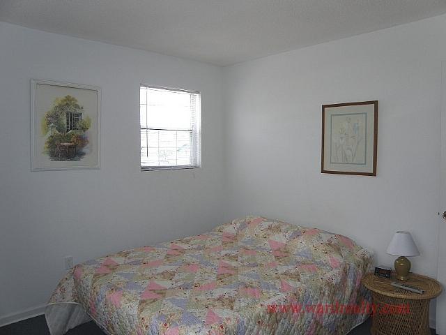 Streetside South Queen Master Bedroom