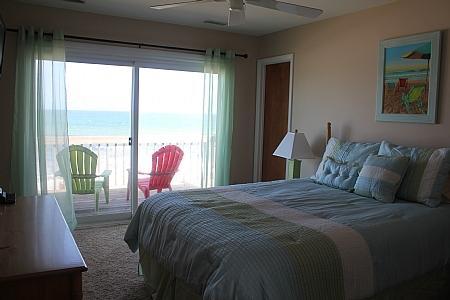 Ocean View from 2nd Floor Sun Deck