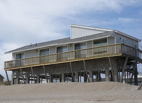 Oceanfront Exterior
