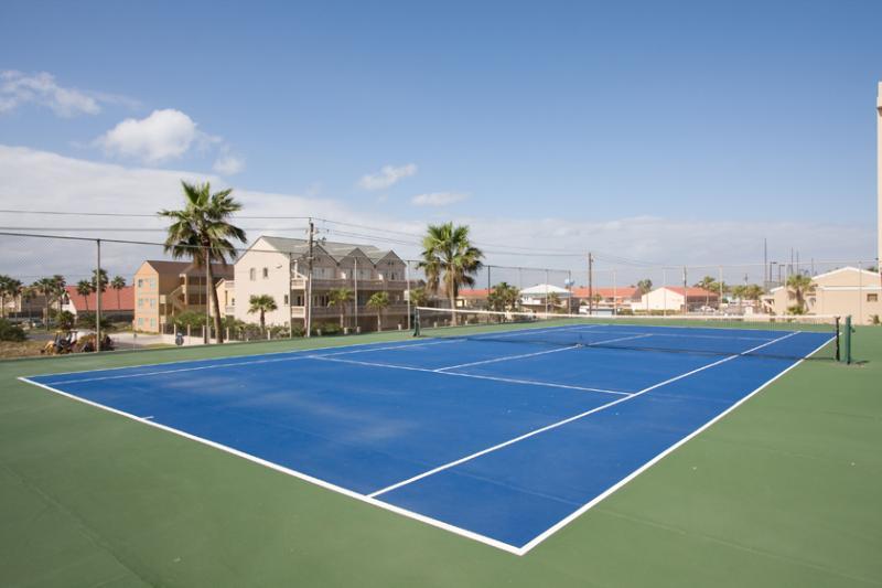 Ocean Vista pista de tenis