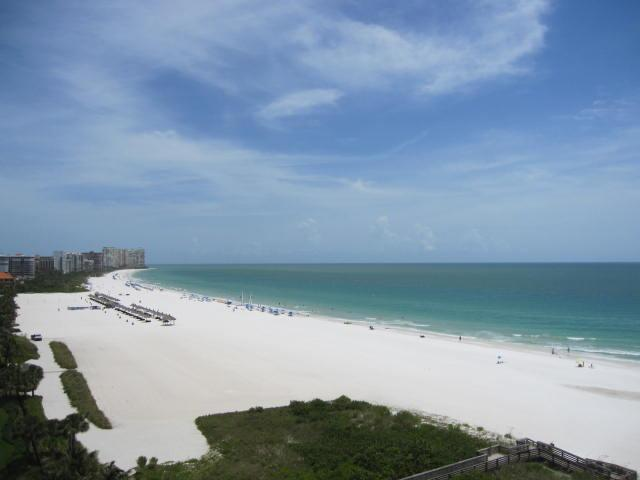 Vue de Crescent Beach depuis le balcon