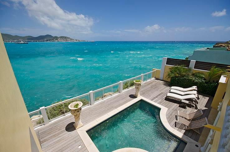 Tara, 5BR vacation rental, Simpson Bay, St. Maarten