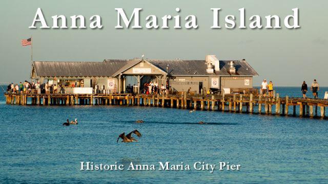 Historic AM City Pier