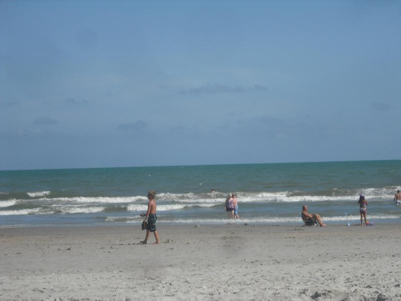5 -7 minute walk to the beach