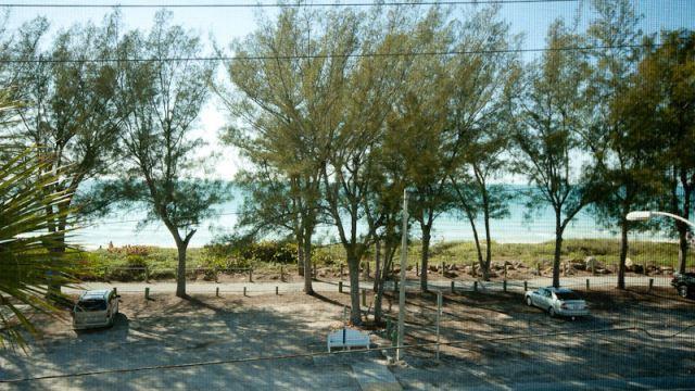 Views of Beach from Livingroom lanai