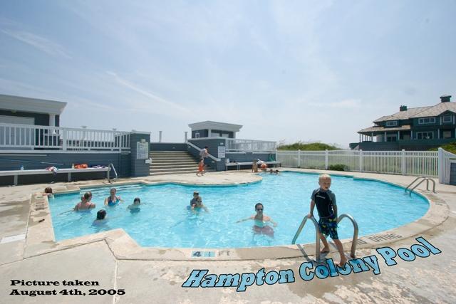 Hampton Colony Pool
