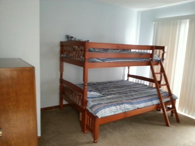 Pyramid Bunk Bed
