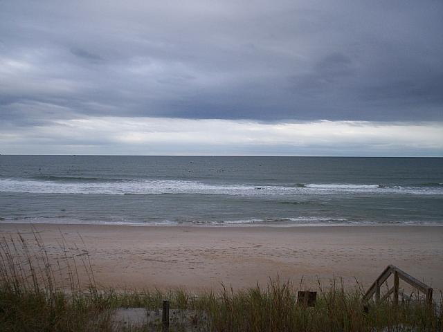Tempesta sull'Oceano Atlantico