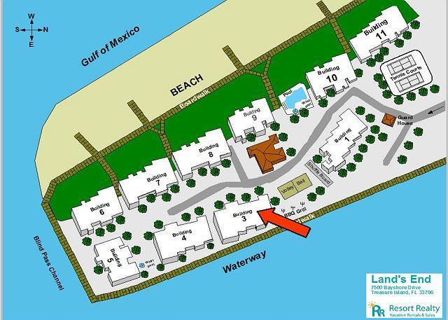 Location de vacances en bord de mer à Lands End sur Sunset Beach Treasure