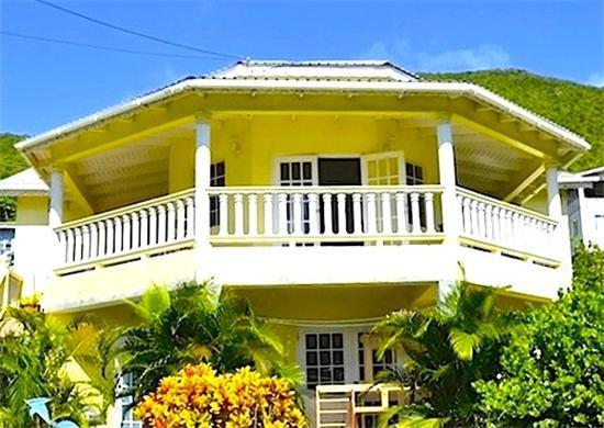 Beach View Villa - Bequia