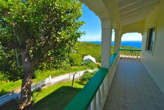 Atlantic View Villa - Bequia