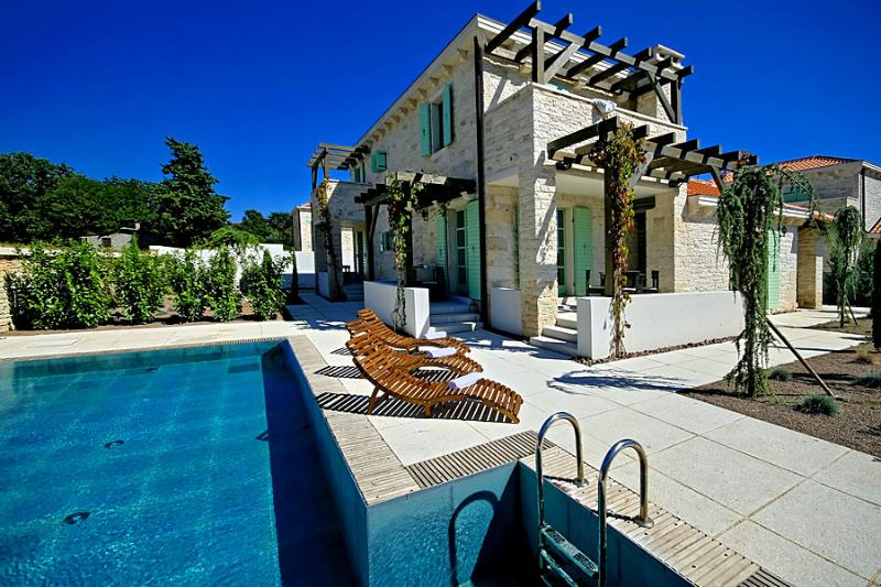 House with pool for rent, Istria, Pula, Croatia