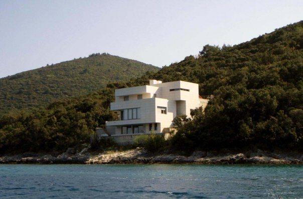 Seafront apartment for rent, Korcula island