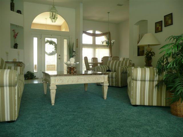 Sala de estar de Lanai