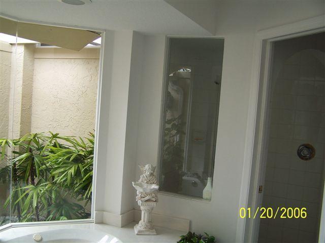 Maestro baño romano ducha