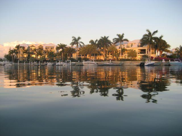 The Yacht Club - from Turtle Cove