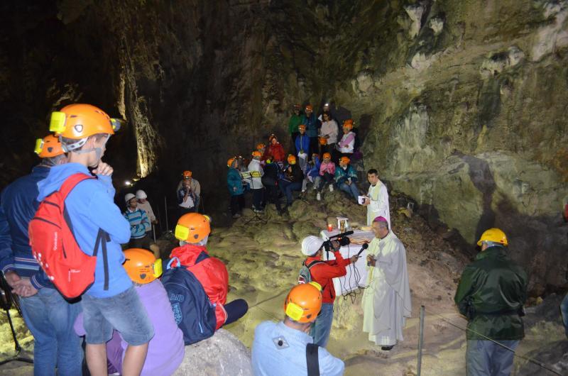 Mt. Cucco Natural Caves