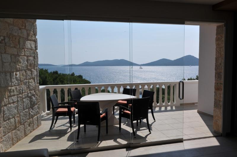 Beautiful sea view house for rent, Pakostane, Zadar