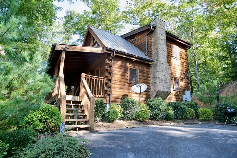 Welcome to Afternoon Delight - cabin in Pigeon Forge
