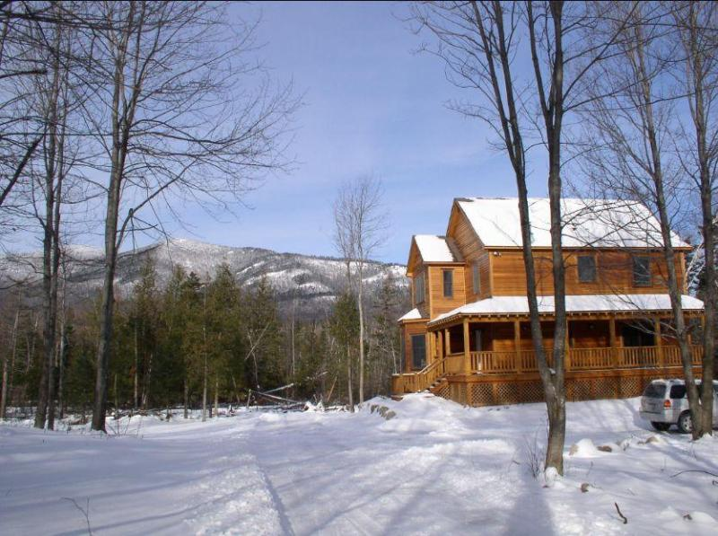 Beaer barrage Lodge