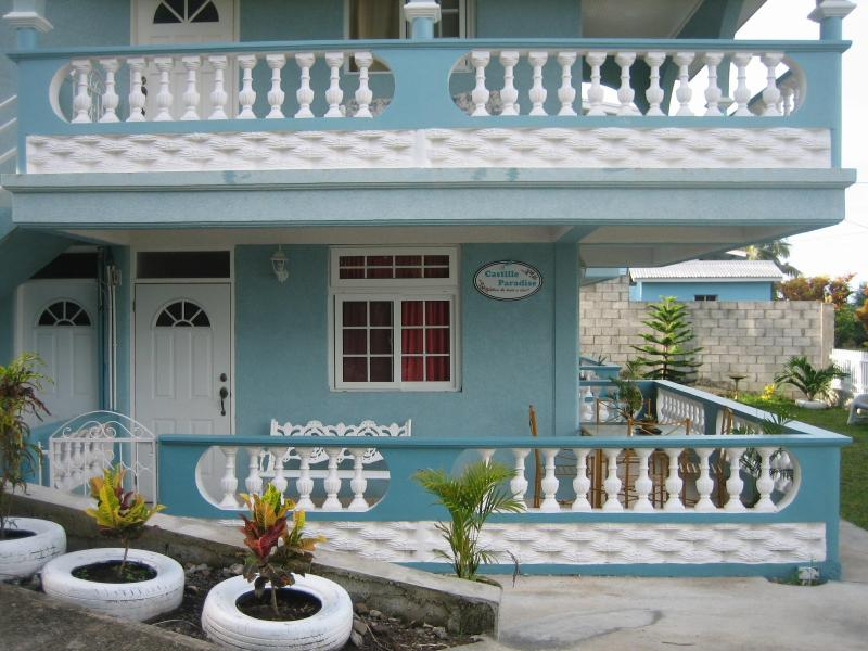 Castille Paradise, holiday rental in Soufriere