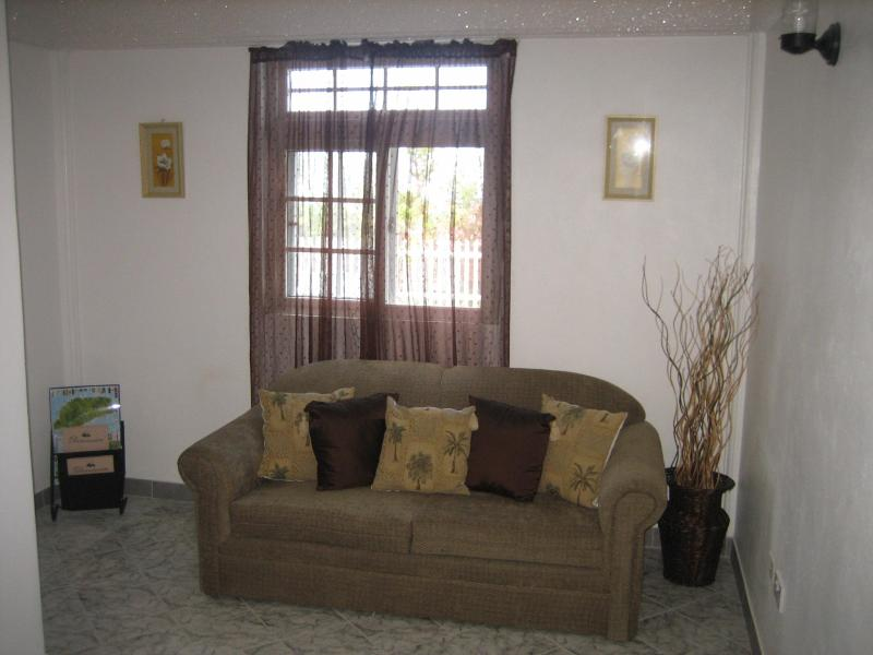 Sofabed - Can accomodate 2 persons