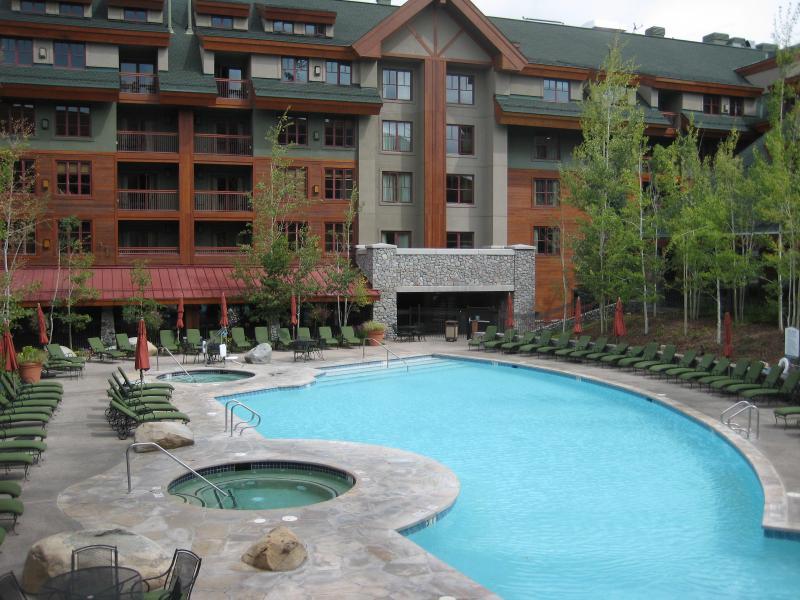 Piscine /spa, piscine chauffée toute l'année